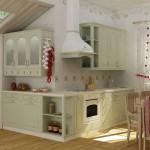 Кухня в стиле прованс (15)