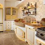 Кухня в стиле прованс (26)