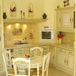 Кухня в стиле прованс (30)