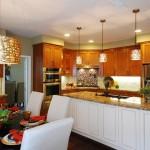 Освещение на кухне (10)