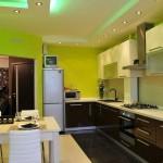 Освещение на кухне (13)