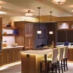 Освещение на кухне (19)