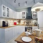 Освещение на кухне (23)