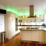 Освещение на кухне (34)