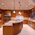 Освещение на кухне (37)