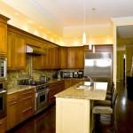 Освещение на кухне (49)