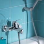 Смеситель для ванны с душем на фото (10)