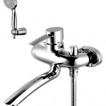 Смеситель для ванны с душем на фото (11)