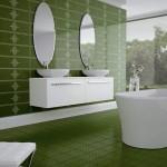 Фотографии плитки для ванной комнаты (10)