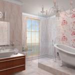 Фотографии плитки для ванной комнаты (18)