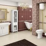 Фотографии плитки для ванной комнаты (21)