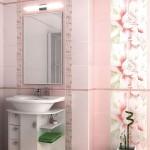 Фотографии плитки для ванной комнаты (37)