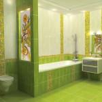 Фотографии плитки для ванной комнаты (5)