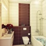 Фотографии плитки для ванной комнаты (54)