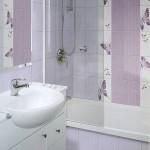 Фотографии плитки для ванной комнаты (75)