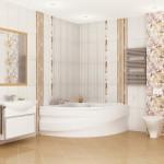 Фотографии плитки для ванной комнаты (78)