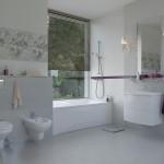 Фотографии плитки для ванной комнаты (87)