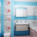 Фотографии плитки для ванной комнаты (91)