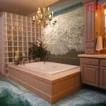 Фотографии плитки для ванной комнаты (94)