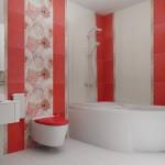 Фотографии плитки для ванной комнаты (96)