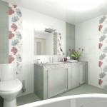 Фотографии плитки для ванной комнаты (98)