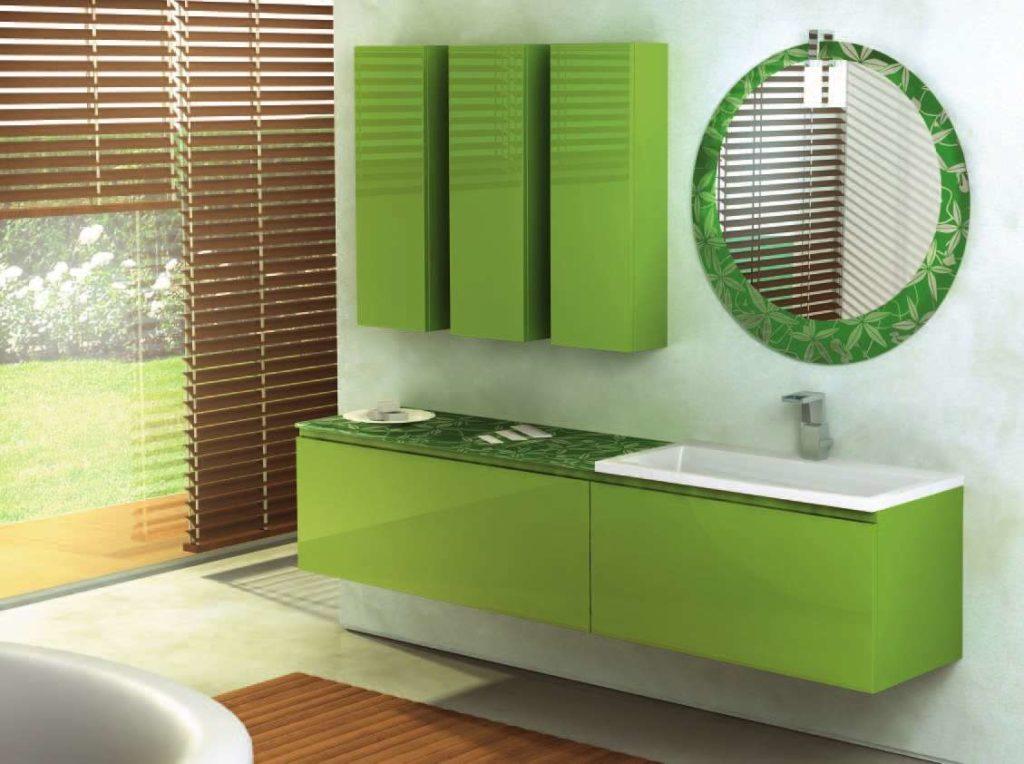 выбираем зеркало для ванной