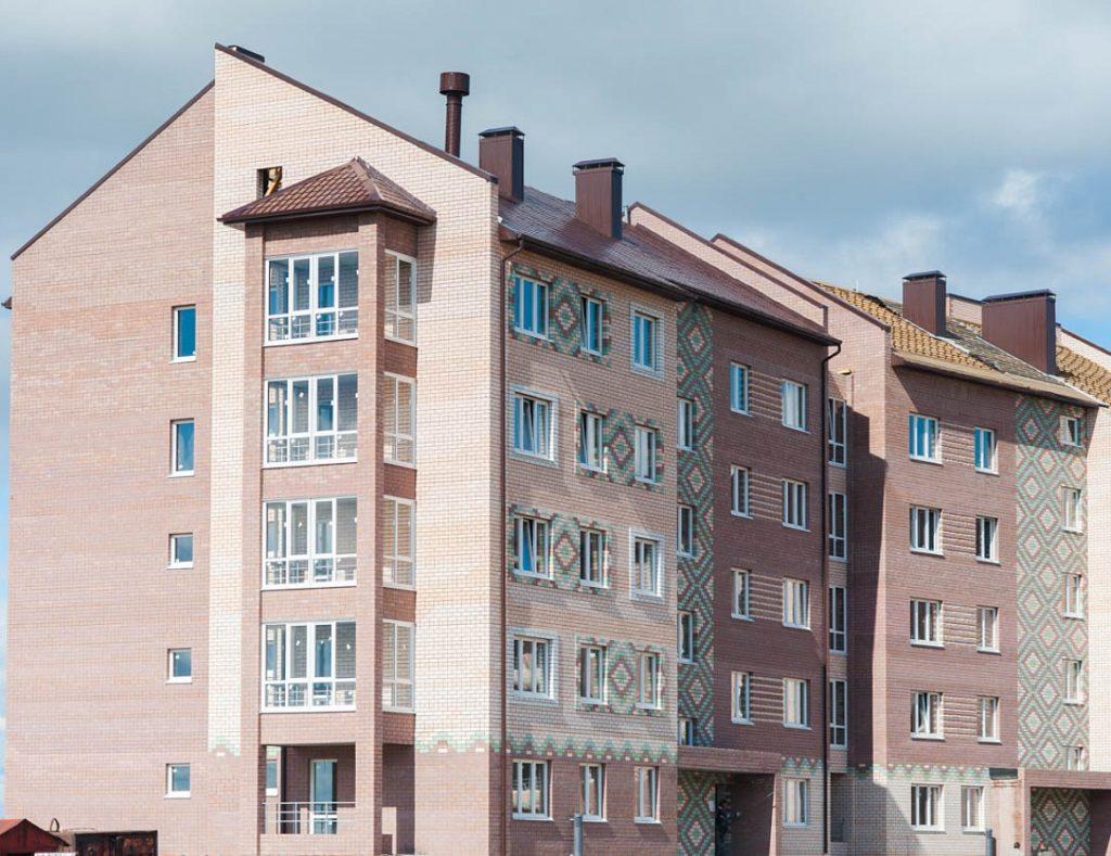 квартиры от застройщика в Тюмени