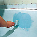 красим ванну самостоятельно