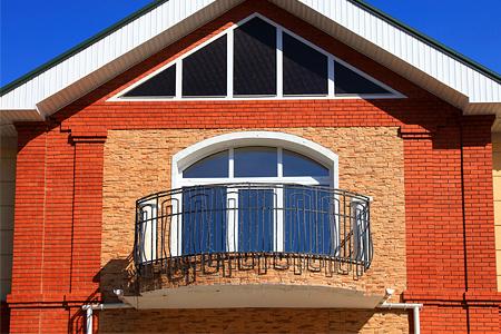 Как сделать балкон в коттедже - Шкаф и точка