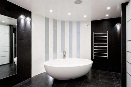 футуризм в ванной