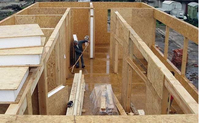 Из сип панелей построить дом своими руками