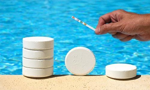 Химия для бассейна