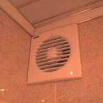Вентилятор в ванную