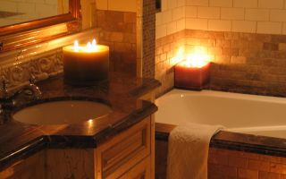 15 способов сделать из вашей ванной комнаты спас-салон — место релакса и отдыха