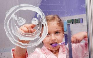 Веселые идеи ванной комнаты для детей