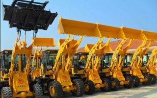 Дорожно-строительная техника из Китая