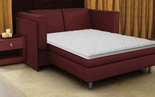 Как выбрать матрас для дивана