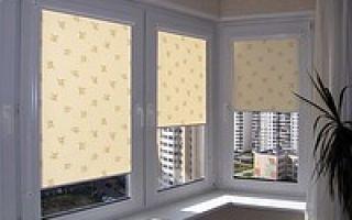 Почему рулонные шторы лучше обычных