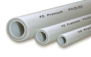 Способы и виды соединения пластиковых труб