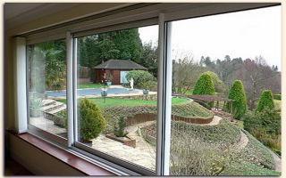 Раздвижные окна: преимущества и недостатки