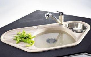 Раковины для кухни и ванны в интернет магазине