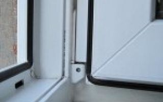 Уплотнители для пластиковых окон: как заменить самостоятельно
