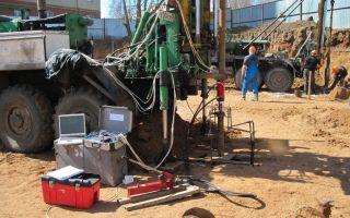 Инженерно геологические изыскания — этапы исследования