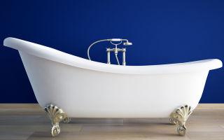 Скол эмали на ванной чем заделать