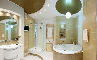 Как сделать правильное освещение в ванной и туалете (видео)