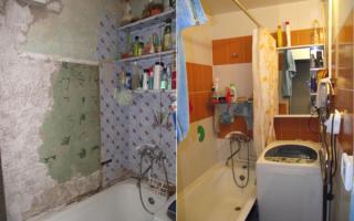 Ремонт в ванной «влетит» в копеечку