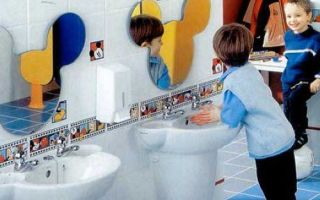 Как переделать обычную ванную комнату в ванную для детей