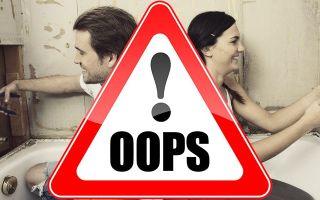 5 ошибок при ремонте ванной комнаты, которые Вы можете допустить (видео)