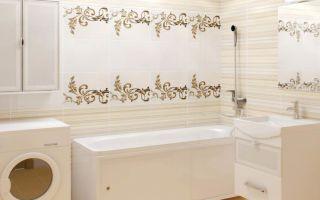 Альтернатива кафельной плитке в ванной варианты отделки