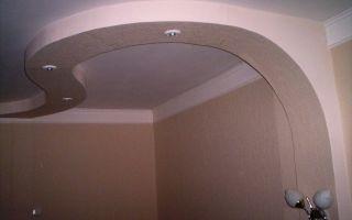 Ремонт потолков из гипсокартона